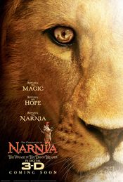 Poster The Chronicles of Narnia: The Voyage of the Dawn Treader