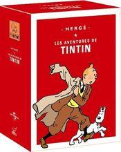 Poster Les Aventures de Tintin
