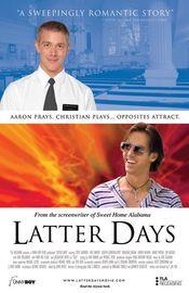 Poster Latter Days