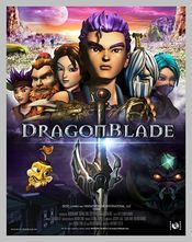 Poster DragonBlade