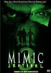 Poster Mimic: Sentinel