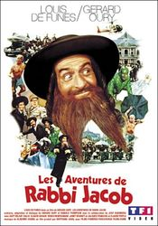 Poster The Mad Adventures of 'Rabbi' Jacob