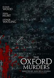 Poster The Oxford Murders