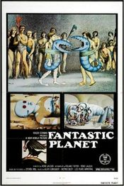 Poster The Fantastic Planet
