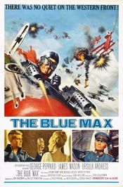 Poster The Blue Max