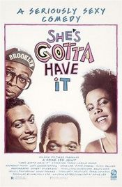 Poster She's Gotta Have It