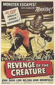 Poster Revenge of the Creature
