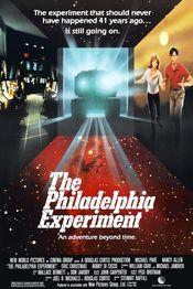 Poster The Philadelphia Experiment