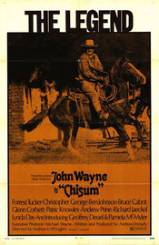 Poster Chisum