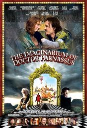 Poster The Imaginarium of Doctor Parnassus