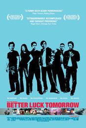 Poster Better Luck Tomorrow