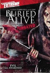 Poster Buried Alive