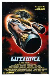 Poster Lifeforce