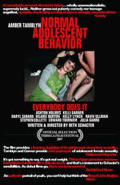 Poster Normal Adolescent Behavior