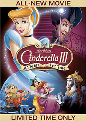 Poster Cinderella III: A Twist in Time