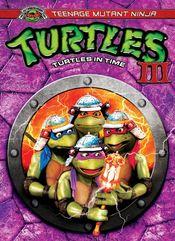 Poster Teenage Mutant Ninja Turtles III