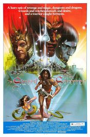 Poster The Sword and the Sorcerer