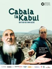 Poster Cabale à Kaboul