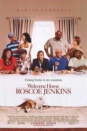 Poster Welcome Home, Roscoe Jenkins