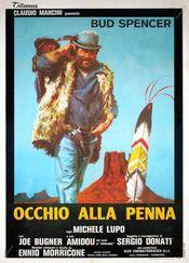 Poster Occhio alla penna