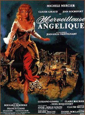 Poster Merveilleuse Angelique (1965) - Poster Minunata ...