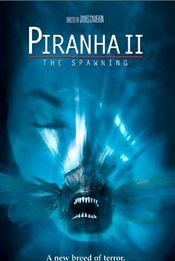 Poster Piranha II: Flying Killers