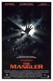 Poster The Mangler