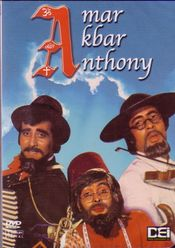 Poster Amar Akbar Anthony