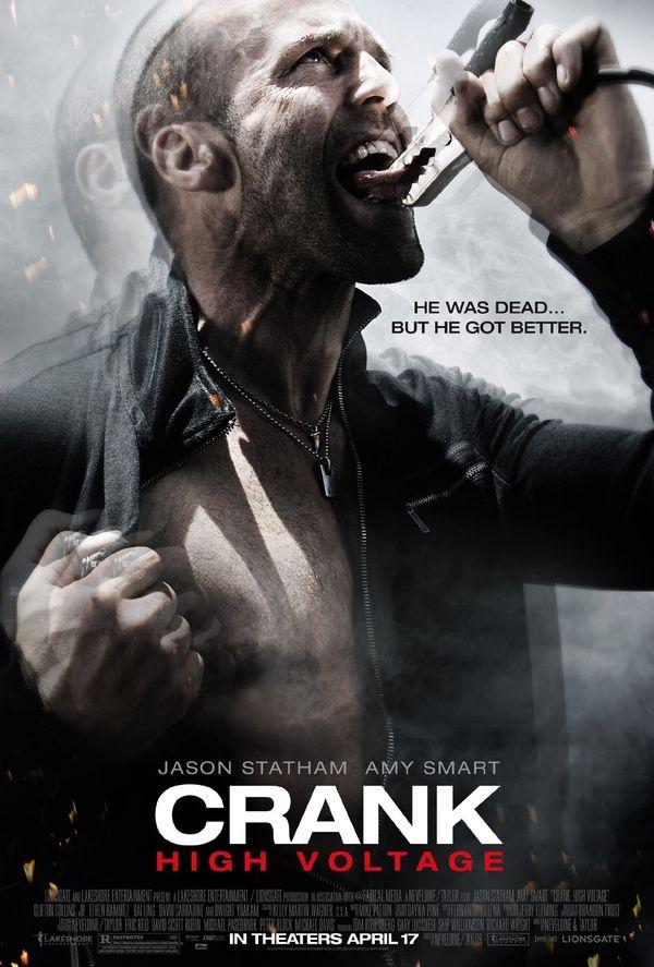 Crank High Voltage Crank Tensiune Maximă 2009 Film Cinemagia Ro