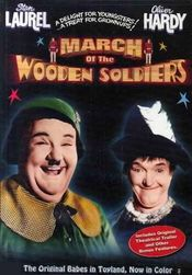 Poster March of the Wooden Soldiers