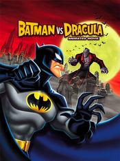 Poster The Batman vs Dracula: The Animated Movie