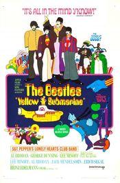 Poster The Yellow Submarine