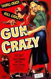 Poster Gun Crazy