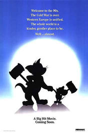 Poster Tom and Jerry: The Movie