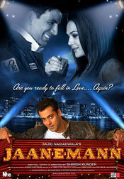 Poster Jaan-E-Mann: Let's Fal in Love... Again