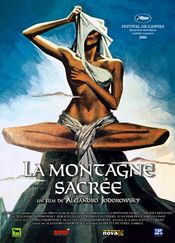 Poster The Holy Mountain