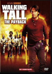 Poster Walking Tall: The Payback