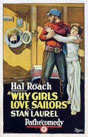 Poster Why Girls Love Sailors