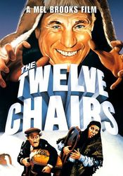 Poster The Twelve Chairs