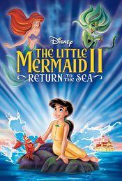 Poster The Little Mermaid II: Return to the Sea