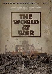 Poster The World at War