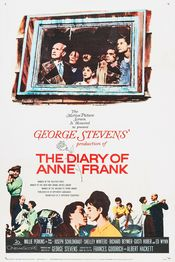 Poster The Diary of Anne Frank
