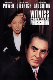 Poster Witness for the Prosecution