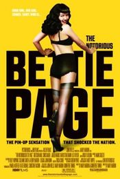 Poster The Notorious Bettie Page