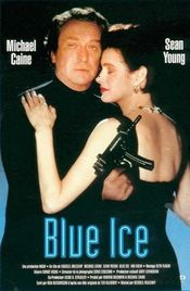 Poster Blue Ice