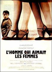 Poster L'homme qui aimait les femmes