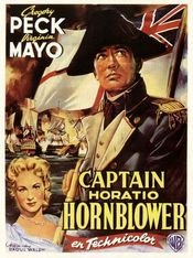 Poster Captain Horatio Hornblower R.N.