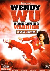 Poster Wendy Wu: Homecoming Warrior