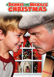 Poster A Dennis the Menace Christmas