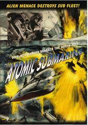 Poster The Atomic Submarine